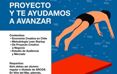 TRAE TU PROYECTO A INCUBADORA DE PROYECTOS CREATIVOS CREATE
