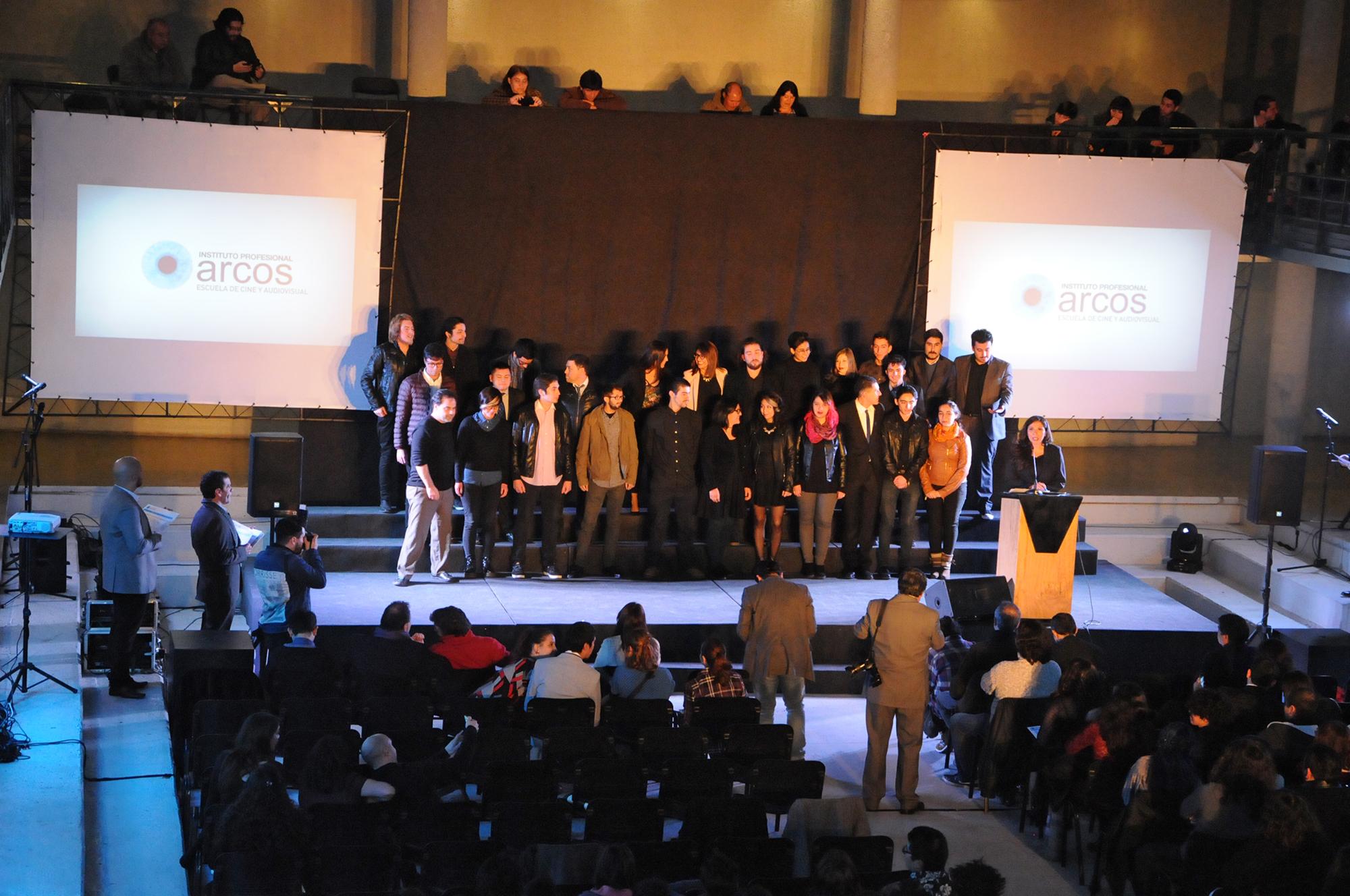 Ceremonia de Titulación Generación 2016